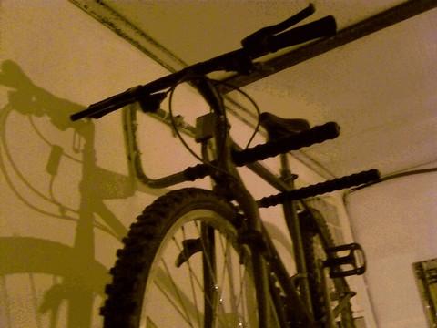 Appendere la bicicletta wikiciclo for Bici ripiegabili